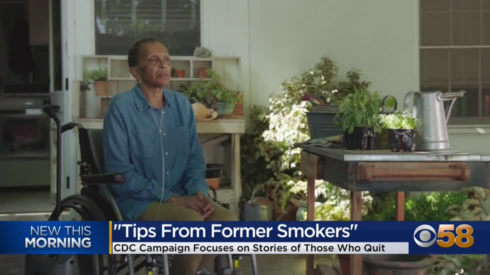 CDC campaign to help people quit smoking enters 10th year
